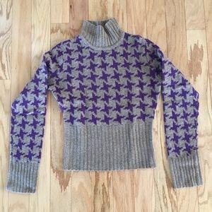 NWOT- Moda International Lambswool Sweater